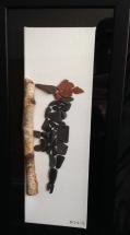 Pileated Woodpecker. Custom design
