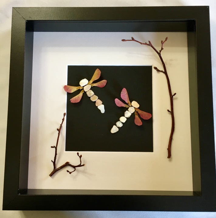 Dragonflies / Sold