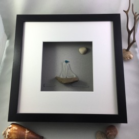 Sailing/ Clody day. Sold