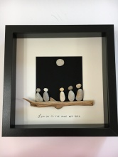 Love you to the Moon/ family of 5
