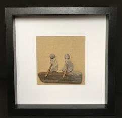 Canoe Couple