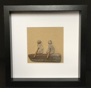 Canoe Couple